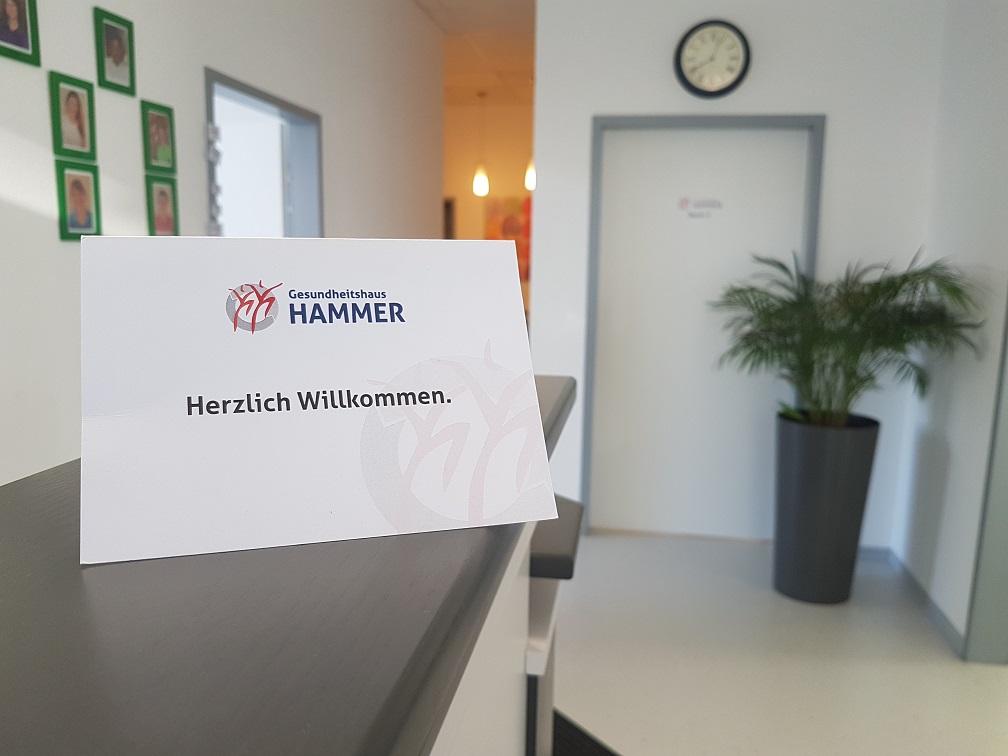 Permalink auf:Gesundheitshaus Hammer