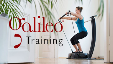 Galileo Training Frau
