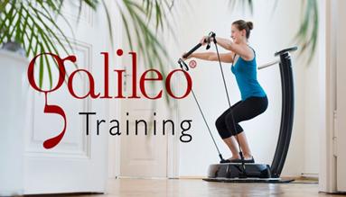 Galileo Training Frau