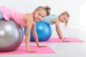 Rehabilitationssport für Kinder
