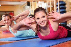 Rehabilitationssport für Jugendliche