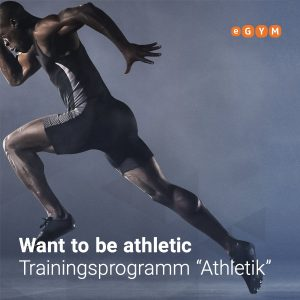 Motto: Höher, schneller, weiter! Fördert Deine Schnellkraft, steigert Deine Maximalkraft und baut Deine Muskulatur auf.