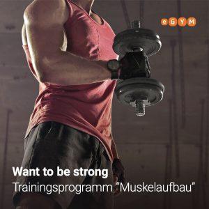 Für ein optimales Muskelwachstum durch hohe Intensitäten und langsame Bewegungsgeschwindigkeiten.