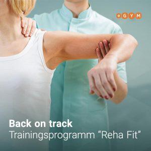 Schonender Einstieg ins Training nach Verletzungen oder Einschränkungen.